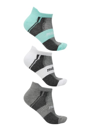 3-pack Arch Support Socks