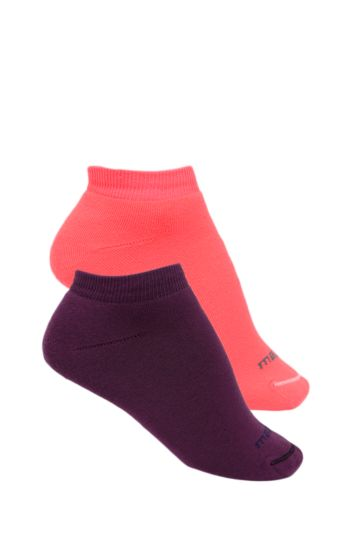 2-pack Cushioned Socks