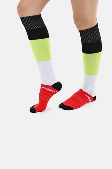 Colourblock Field Socks