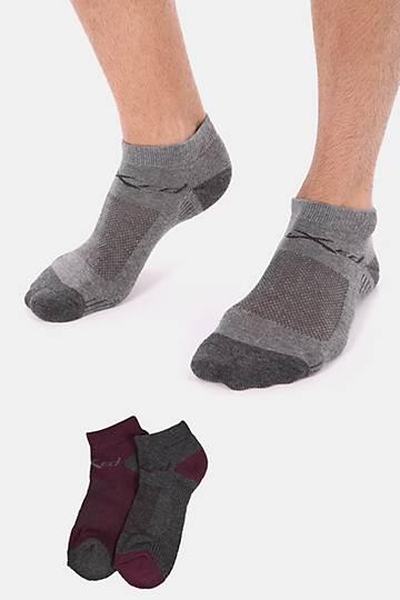 3-pack Cushioned Socks