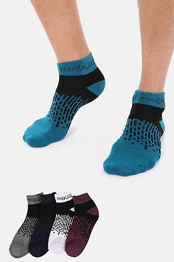 5-pack Cushioned Socks