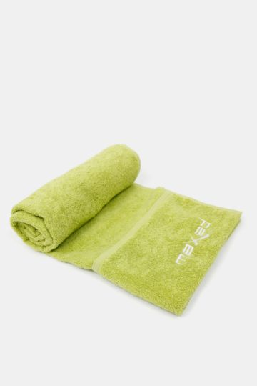 Zip-up Gym Towel