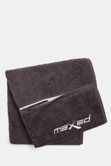 Gym Towel With Zip