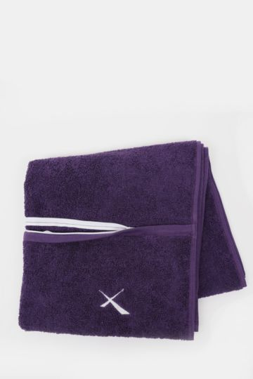Zip Pocket Gym Towel