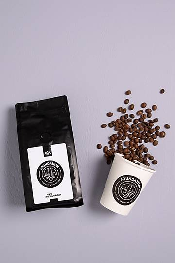 Foundation Coffee Beans - 250g