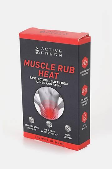 Muscle Rub - Heat