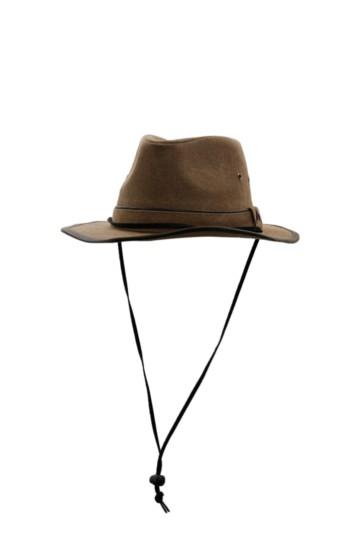 Cotton Wide Brim Hat