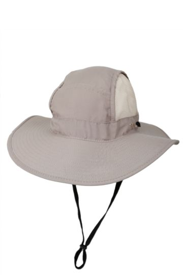 Technical Wide Brim Hat