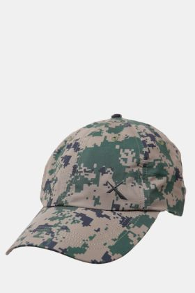 Technical Camo Cap