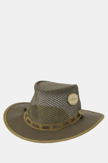 Wide Brim Canvas Hat