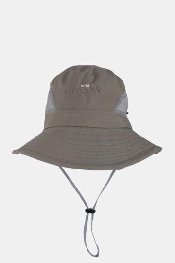 Technical Wide Brim Hat
