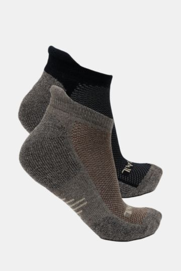 2-pack Wool Socks