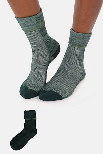 2-pack Cotton-rich Socks
