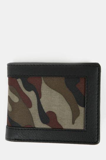 Camo Wallet