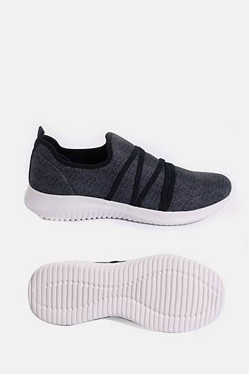 Slip-on Walking Shoe