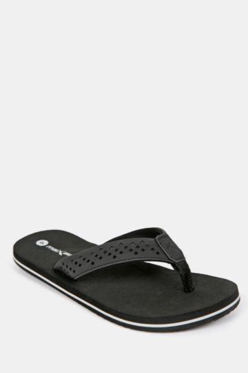 Cut-out Flip-flops