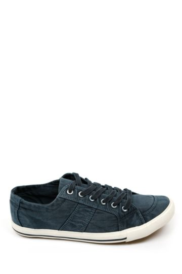 Canvas Lace Up Shoes