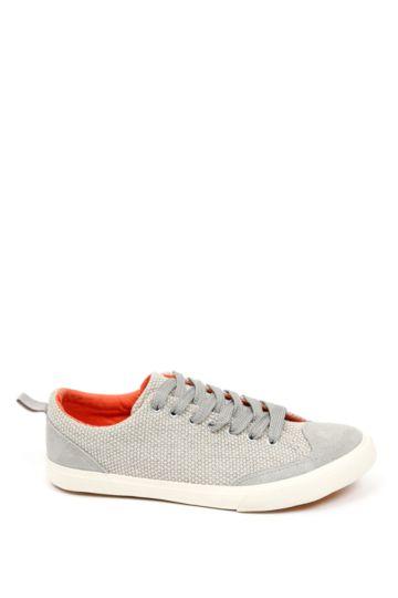 Mesh Lace Up Shoe